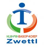 logo + schulnamen + zwettl